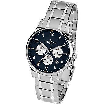 Jacques Lemans - Wristwatch - Men - London - Classic - 1-1654K