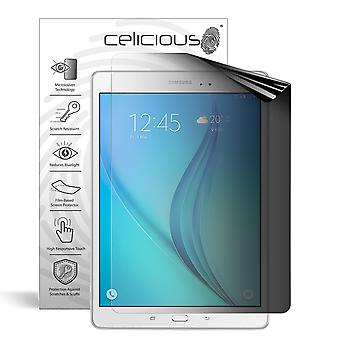 Celicious Privacy 2-Way Portrait Anti-Spy Filter Screen Protector Film Compatible with Samsung Galaxy Tab A 9.7