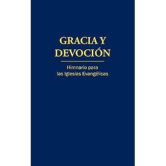 Gracia y Devocin ibro en rstica  Letra by Cabrera & J.B.