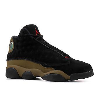 الهواء الأردن 13 Bg الرجعية (خ ع) 'زيتون'-884129-006-أحذية