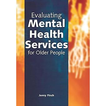 The Mental Health of Older People by Office for National Statistics -