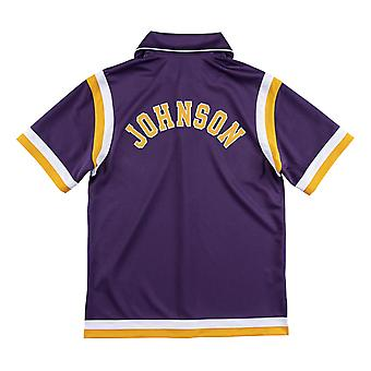 Authentic Shooting Shirt LA Lakers 1987-88 Magic Johnson