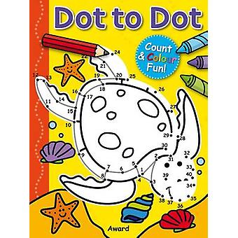 Dot to Dot Turtle and More - Counting & Colouring Fun! by Anna Award -
