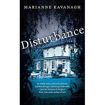 Disturbance by Marianne Kavanagh - 9781473639379 Book