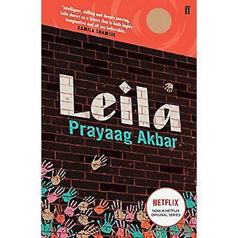 Leila by Prayaag Akbar - 9780571341320 Book