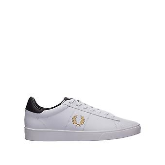 Fred Perry Men's Spencer Leather Sneakers