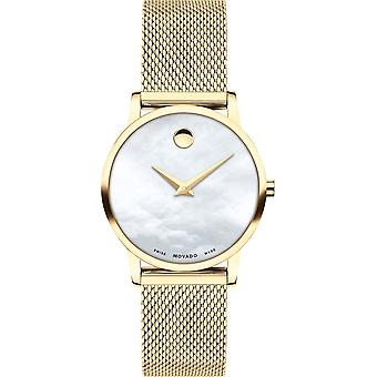 Movado - Wristwatch - Unisex - 0607351 - Museum Classic -