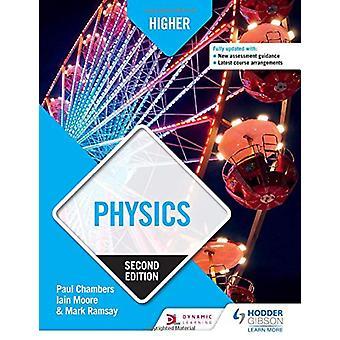 Korkeampi fysiikka - Toinen painos Paul Chambers - 9781510457706 Kirja
