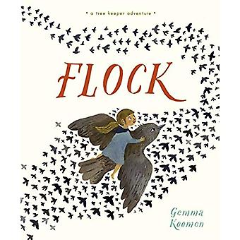 The Tree Keepers - Flock by Gemma Koomen - 9781786032041 Book