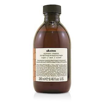 Shampoo alquêmico # cobre (para cabelos naturais e coloridos) 217904 280ml/9.46oz