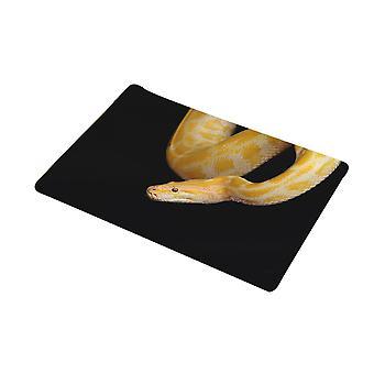Bathroom mat flannel snake 40x60cm