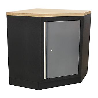 Sealey Apms60 Modular Corner Floor Cabinet 865Mm