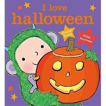 Ich liebe Halloween von Giles Andreae - 9781408339688 Buch