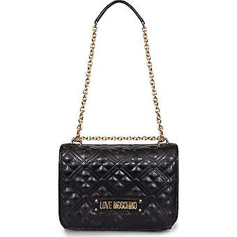 Love Moschino Accessories Quilted Logo Shoulder Bag