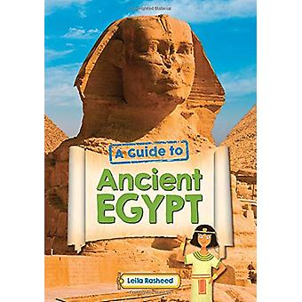Reading Planet KS2 - A Guide to Ancient Egypt - Level 5 - Mars/Grey ba