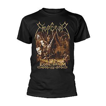 Empereur Ix Equilibrium Officiel Tee T-Shirt Mens Unisex