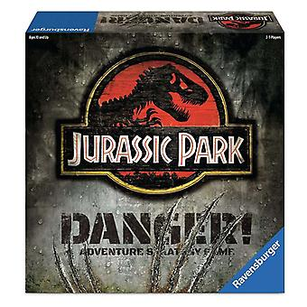 Jurassic Park Danger! - Adventure Strategy Board Game