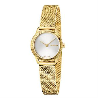 Calvin Klein K3M23V26 Quartz Silver Dial Ladies Watch