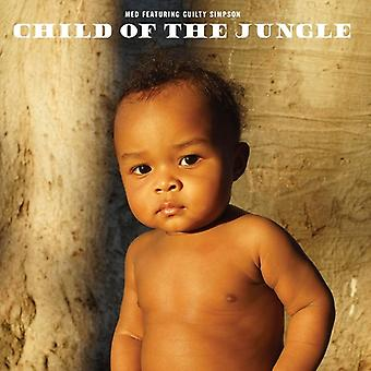 Child Of The Jungle [CD] USA import