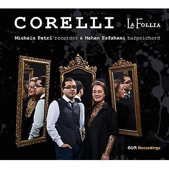 Corelli / Petri / Esfahani - La Follia [SACD] USA import