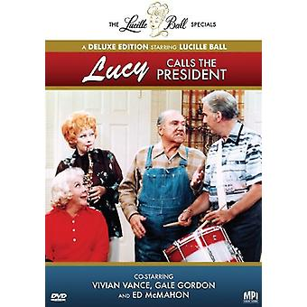 Lucille Ball Specials: Lucy Calls the President [DVD] USA import