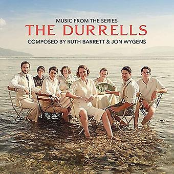 Durrells (Music From The Series) [CD] USA import