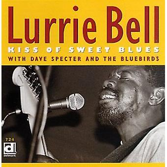 Lurrie Bell-Kiss of Sweet Blues [CD] importation USA