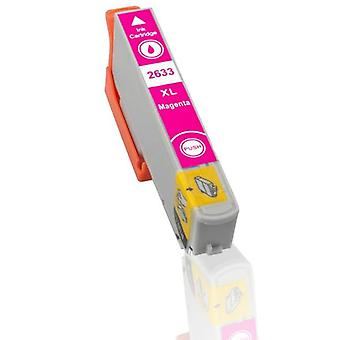 RudyTwos Replacement for Epson PolarBear Ink Cartridge Magenta Compatible with XP-820