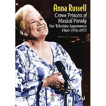 Anna Russell - Crown Princess of Comedy [DVD] USA import