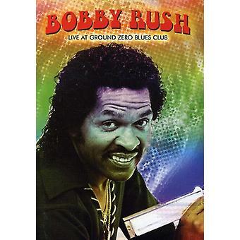 Bobby Rush - Live at Ground Zero Blues Club [DVD] USA import