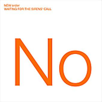 New Order - Waiting for the Sirens' Call [CD] USA import