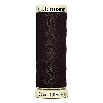 Gutermann Sew-all 100% Polyester Thread 100m Hand and Machine Colour Code  - 697