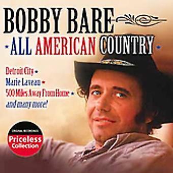 Bobby Bare - All American Country [CD] USA import