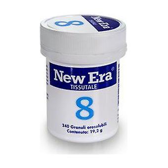 Schüssler 8 Natrium Chloratum 240 tabletter