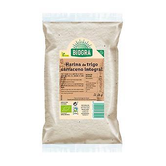Organic Integral Buckwheat Flour 1 kg