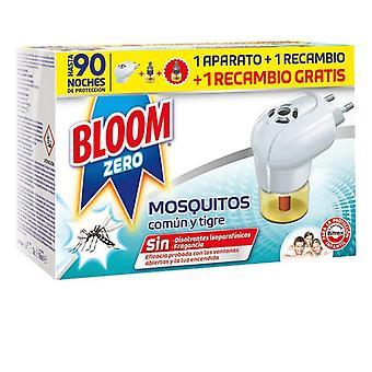 Elektrický repelent proti komárom nula Bloom