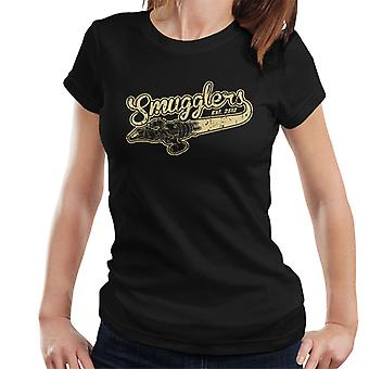 Smugglers Est 2512 Firefly Serenity Women's T-Shirt