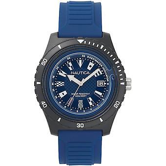 NAPIBZ008, Relojes Náutica Ibiza para Hombres -Azul