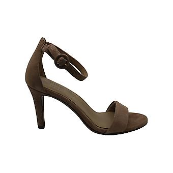 Naturalizer Women's Heeled Sandals, chai Glitter Dust, 6 M US