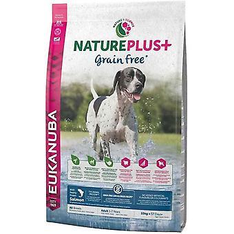 Eukanuba Natuur Plus Volwassen Graanvrije Zalm - 10kg