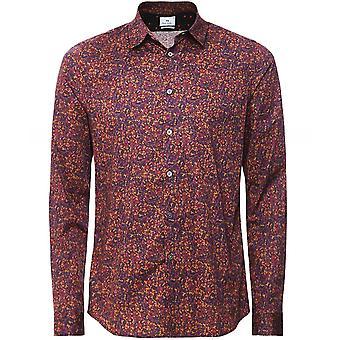 Camicia floreale Paul Smith Slim Fit