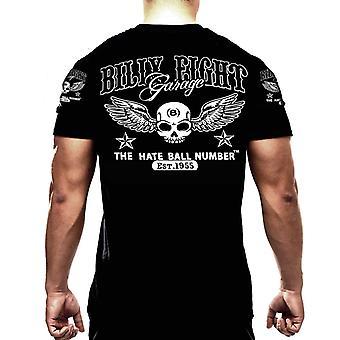 Billy eight -kustom shop garage