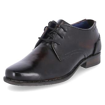 Bugatti 3129730211006100 ellegant todos os anos sapatos masculinos