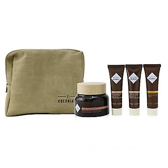 I Coloniali De potion van radiance set met Pouch 4pcs +1bag