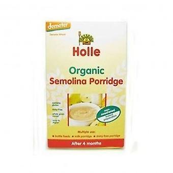 Holle - Dem Cereal Semolina Porridge 250g