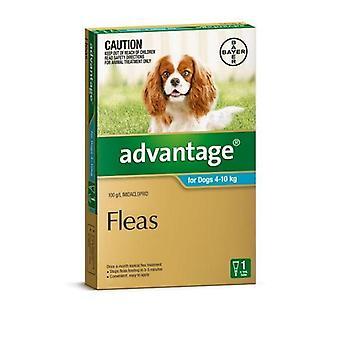 Het voordeel van Aqua 1 Pack Medium honden 4-10kg