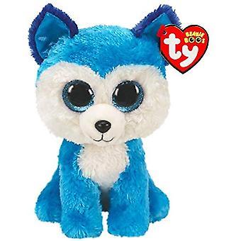 TY Boo Prins Blauwe Husky