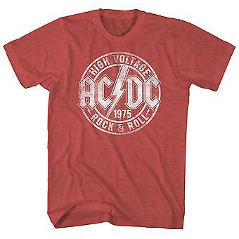 AC/DC T Shirt High Voltage Rock & Roll AC/DC Shirt
