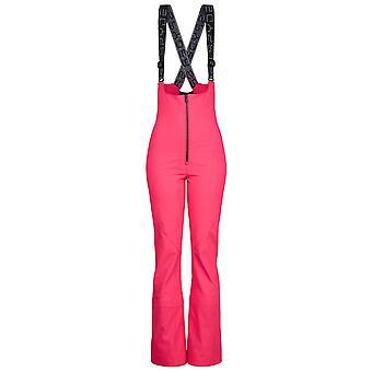 Spyder STRUTT BIB Girls Softshell Winter Pantalones rosados