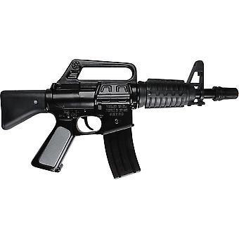 CAP GUN  - 136/6 - Gonher Mini Assault Rifle 8 Shots